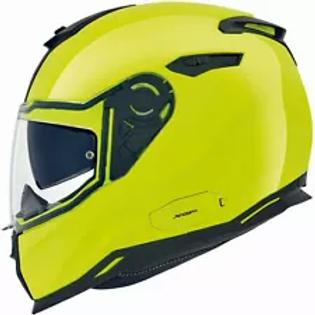 Nexx SX100 Core Neon Yellow