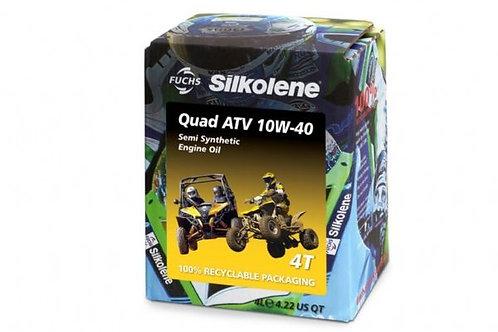 Silkolene Comp 4 Quad ATV 4 Litres