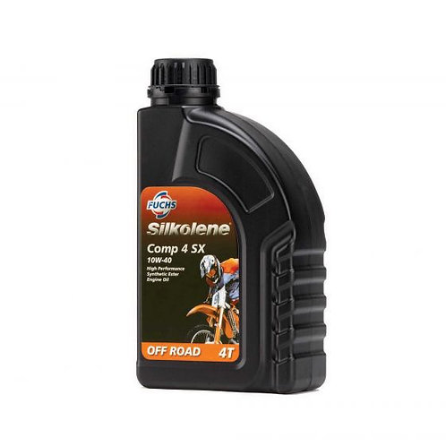 Silkolene Comp 4 SX Oil l Litre