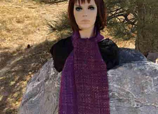Harvest Diamonds scarf