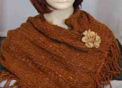 Autumn Spice Cowl