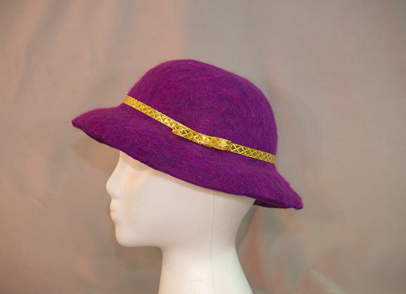 Princess Purple hat (Child)
