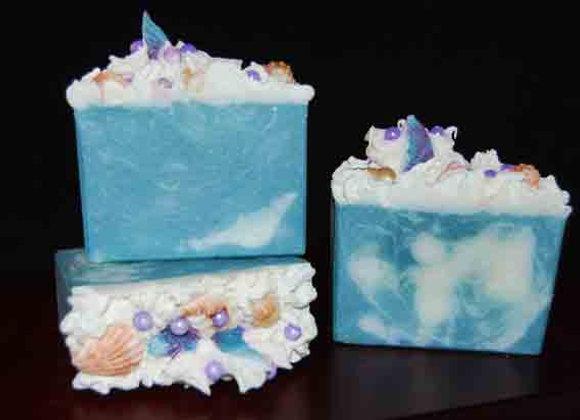 Mermaid Treasures Handmade Soap