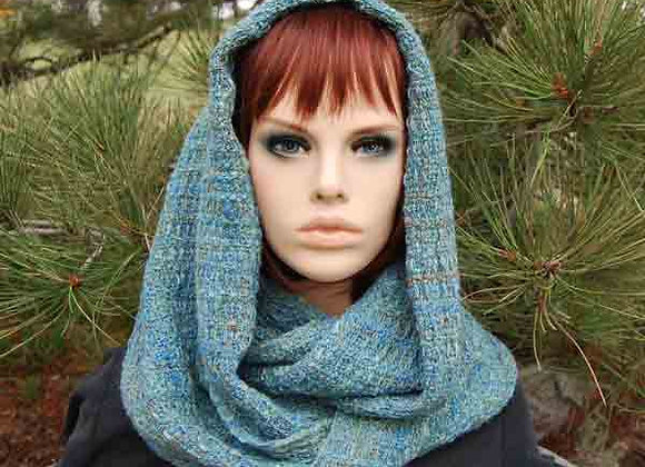Peaceful River Infinity Scarf