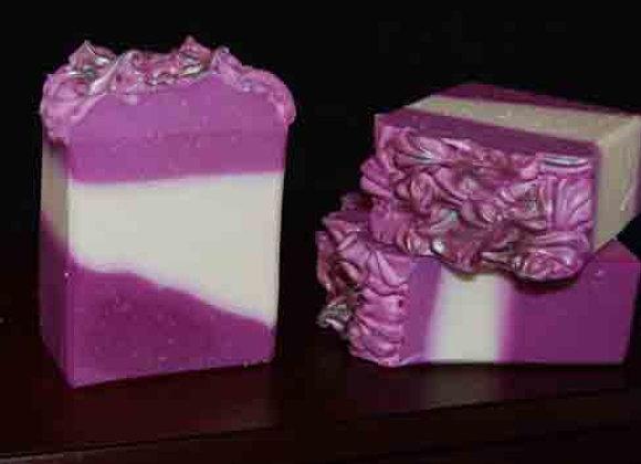 English Garden Handmade Soap