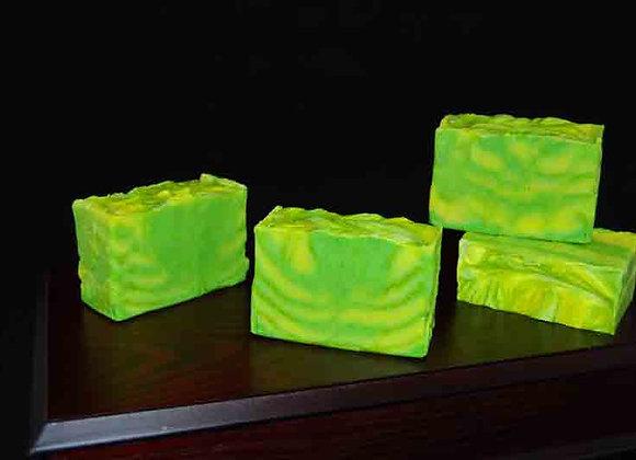 Citrus Energy Handmade soap