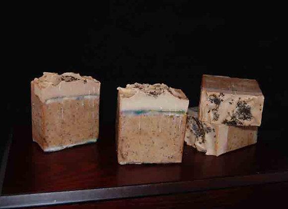 Caramel Macchiato Handmade Soap