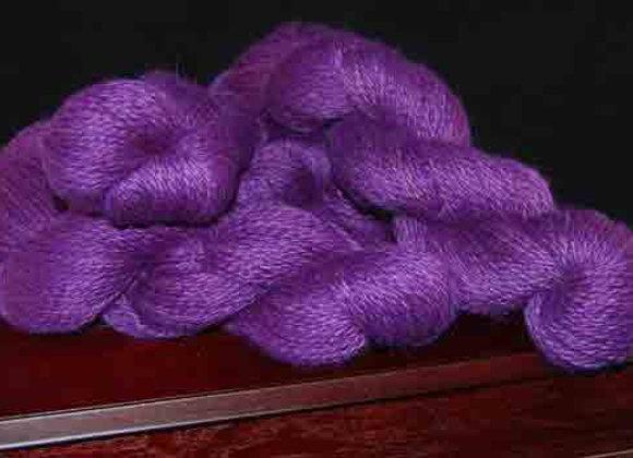 Royal Purple Yarn