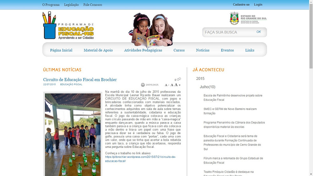 Circuito de Jogos Educação Fiscal