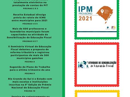 Informativo PIT nº 3 - Setembro/2020
