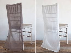 Tiffany chair slip covers