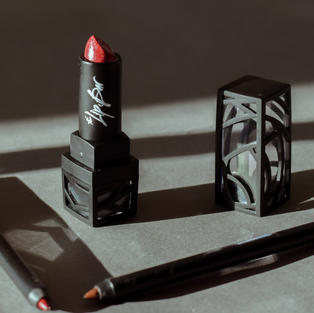 Red Lipstick's Connection to Inner Power