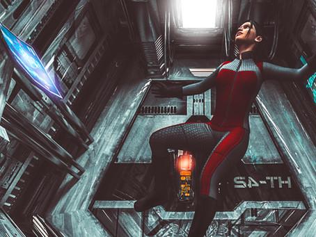 Neu in der VirtuallyThere-Mediathek: Virtuell ins All fliegen!