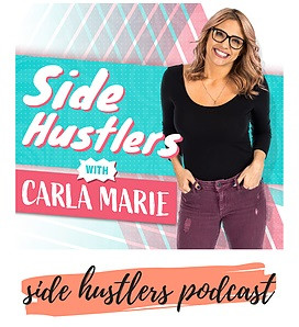 UFOJane Goes on Carla Marie's Side Hustler's Podcast!