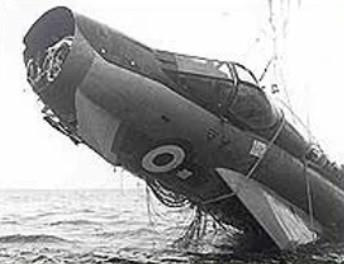 William Schaffner's recovered plane