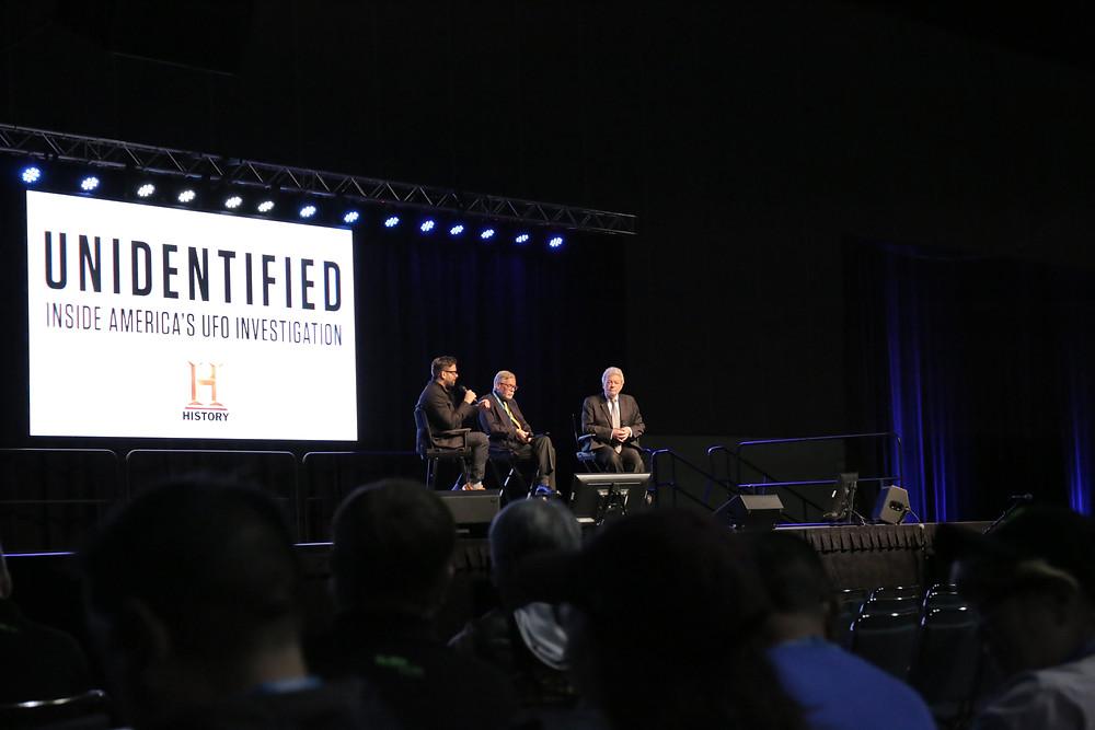 George Knapp talks Unidentified