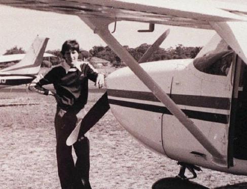 pilot Frederick Valentich