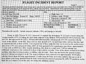 Tic Tac NO! - UFO Files Released, Don't Include All Navy Pilot Sightings