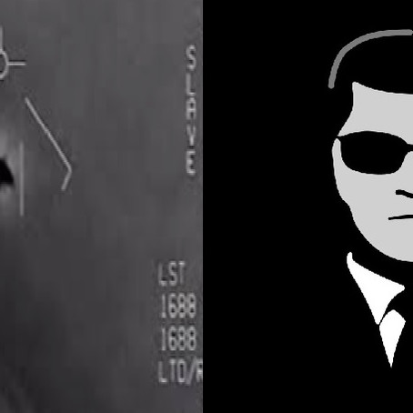 Were Navy UFO Witnesses Visited by the Men in Black?