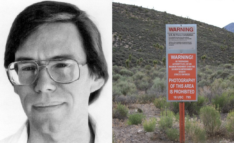 Bob Lazar / Area 51