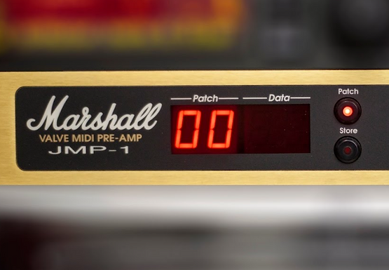 Marshall JMP-1 - Sound Settings