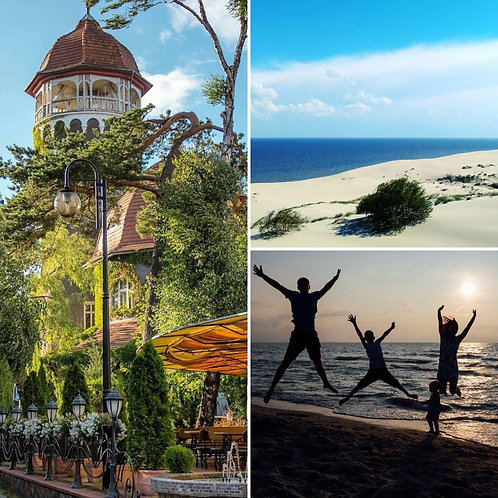 BEST OF THE WEST (Svetlogorsk and Curonian Spit Tour)