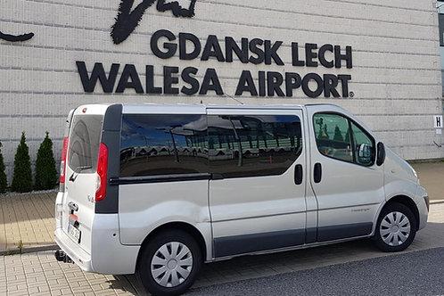 Transfer Gdansk-Kaliningrad-Gdansk (4-7 people)
