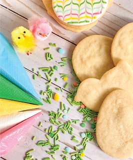 Cookies on the Side Easter_Cookie Decora