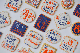 Auburn University Graduation Cookies.jpg