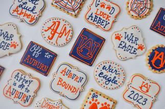 Auburn University Graduation Cookies.jpg
