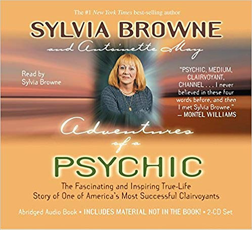 Adventures of a Psychic  2 CD-Set
