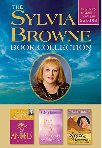 The Sylvia Browne Book Collection