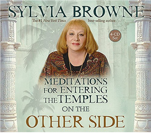 Meditations For Entering The Temples On The Other Side 4 CD-Set