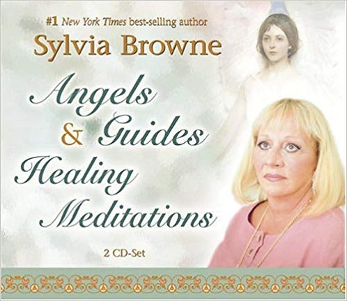 Angels & Guides Healing Meditations  2 CD-Set