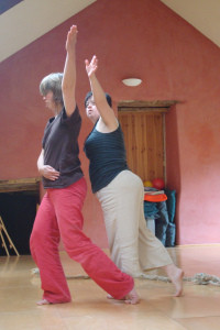 Dance with adults with learning disabilities (including Patua Dance project)