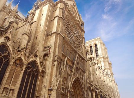 Paris'in Kalbi Notre Dame Katedrali