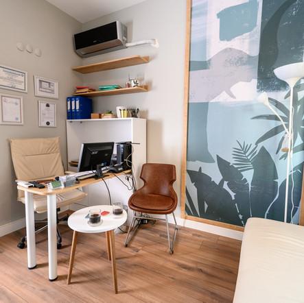 NED Ağrı ve Terapi Merkezi | Mavişehir İzmir  Tasarım Ekibi Esin Uçkun | Mimar Gizem Aygün | Mimar Tansel Ünal | Grafik Tasarımcı Emre Çorbacı | Fotoğrafçı