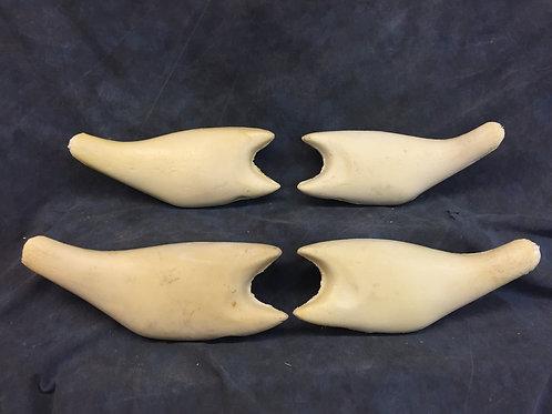 Largemouth Bass Bodies 1/4lb.-4lbs