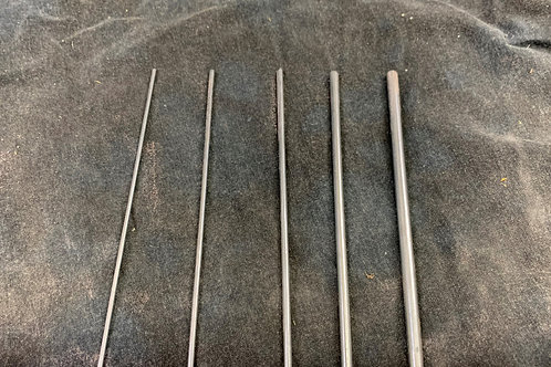 Galvanized Straight Wire