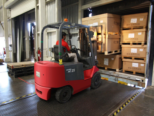 Electric Forklift, The new standard