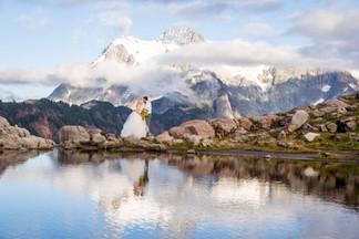 seattle wedding photographer, mt baker elopement, seattle elopement photographer, seattle engagement photographer, seattle mountain wedding