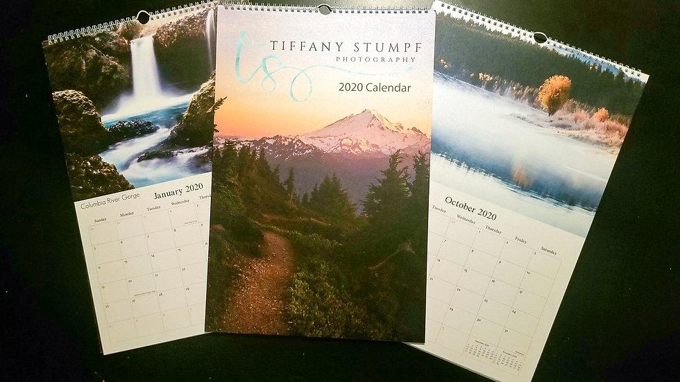 2020 Fine Art Photography Calendar