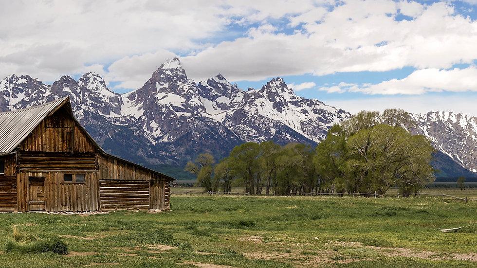 Mormon Row Barn 2