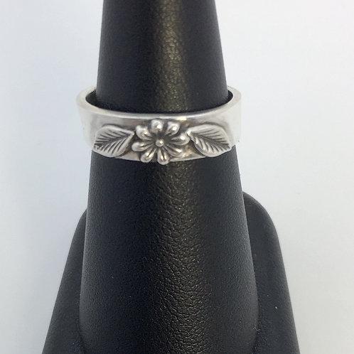 Precious Metal Clay Simple Ring