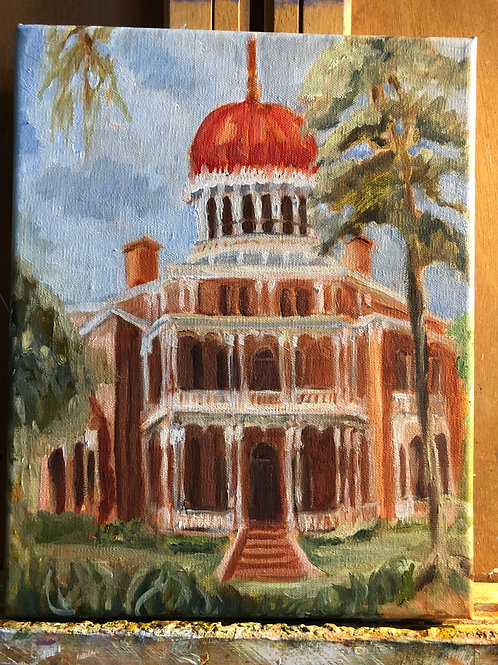 Oil Painting for the Beginner by Ann Faillace, street scapes and architecture