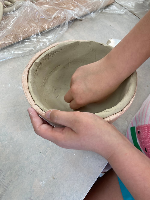 After school clay class Fall 2021