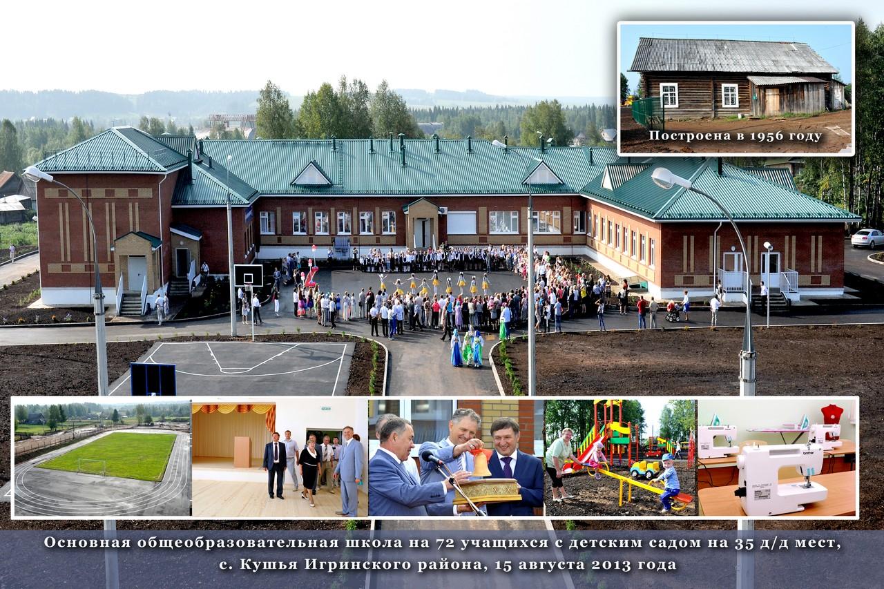 Школа-сад Кушья
