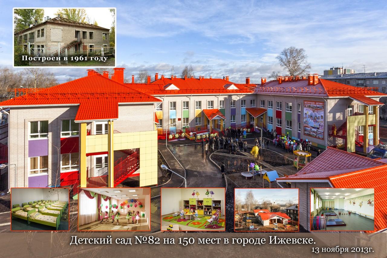 Детский сад Ижевск