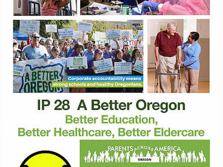 IP 28 -- A Win-Win for Oregon Families