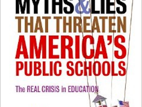 """Watch """"50 Myths and Lies"""" with David Berliner on TV in May"""
